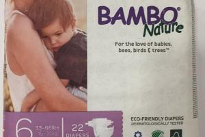 Eco-friendly Diapers