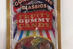 Fruity Gummy Candy
