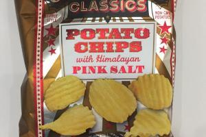 Potato Chips With Himalayan