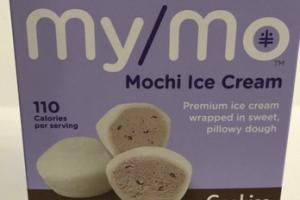 COOKIES & CREAM MOCHI PREMIUM ICE CREAM WRAPPED IN SWEET, PILLOWY DOUGH