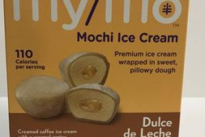 MOCHI PREMIUM ICE CREAM WRAPPED IN SWEET, PILLOWY DOUGH
