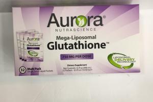 Glutathione 750 Mg Dietary Supplement