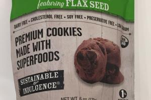 Premium Cookies Made With Superfoods