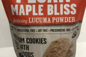 PECAN MAPLE BLISS PREMIUM COOKIES