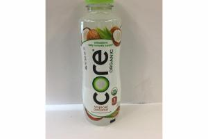 ORGANIC TROPICAL COCONUT NUTRIENT ENHANCED FRUIT BEVERAGE