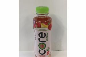 ORGANIC STRAWBERRY BANANA NUTRIENT ENHANCED FRUIT BEVERAGE