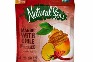 MANGO WITH CHILE CRISPY CHIPS