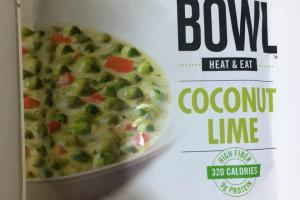 Green Chickpea Coconut Lime