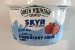 Skyr Icelandic Style Blended Yogurt