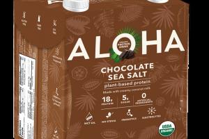 CHOCOLATE SEA SALT ORGANIC DRINK