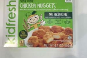 SUPER DUPER CHICKEN NUGGETS