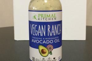 Vegan Ranch Dressing & Marinade Made With Avocado Oil