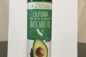 California Extra Virgin Avocado Oil