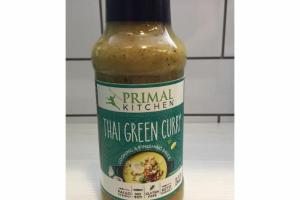 THAI GREEN CURRY COOKING & FINISHING SAUCE