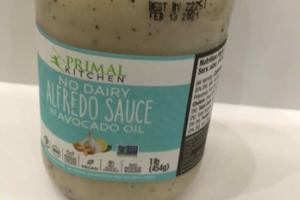 MADE WITH AVOCADO OIL ALFREDO SAUCE