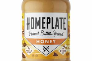 HONEY PEANUT BUTTER SPREAD