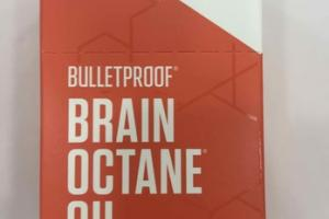 BRAIN OCTANE OIL DIETARY SUPPLEMENT
