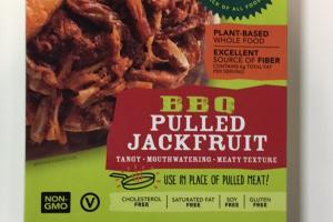 Bbq Pulled Jackfruit