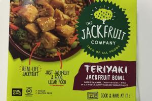 Teriyaki Jackfruit Bowl