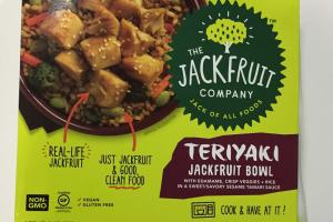 Teriyaki Jackfruit Bowl
