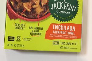Enchilada Jackfruit Bowl