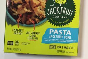 Pasta Jackfruit Bowl