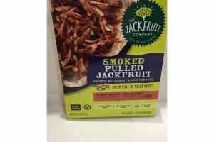 SMOKED PULLED JACK FRUIT