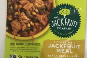 COMPLETE JACKFRUIT MEAL