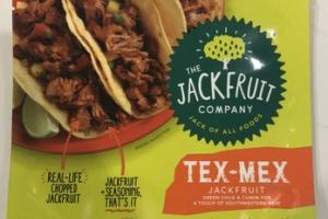 GREEN CHILE & CUMIN FOR A TOUCH OF SOUTHWESTERN HEAT TEX-MEX JACKFRUIT