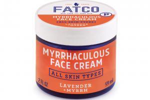 MYRRHACULOUS FACE CREAM, LAVENDER + MYRRH