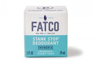 WOMEN'S STANK STOP DEODORANT, LAVENDER + CLARY SAGE