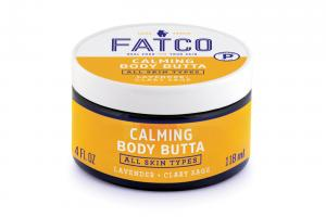ALL SKIN TYPES CALMING BODY BUTTA, LAVENDER + CLARY SAGE