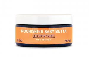 ALL SKIN TYPES NOURISHING BABY BUTTA, UNSCENTED