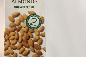 Milked Almonds