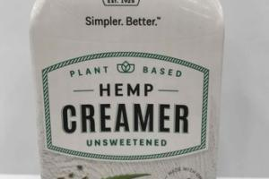 ORIGINAL UNSWEETENED HEMP CREAMER