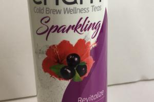Sparkling Cold Brew Wellness Teas