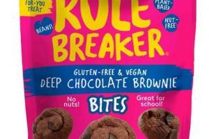 DEEP CHOCOLATE BROWNIE BITES