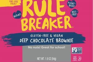 DEEP CHOCOLATE BROWNIE