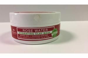 ROSE WATER HYDRATING CLAY MASK