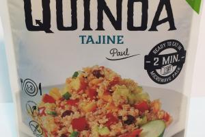 Organic Quinoa Tajine