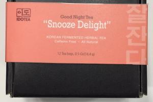 """""""snooze Delight"""" Good Night Tea"""