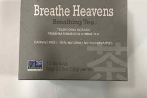 BREATHE HEAVENS TEA BAGS