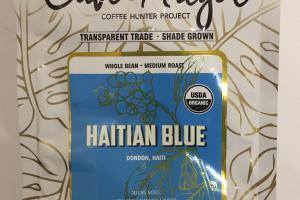 Haitian Blue Coffee