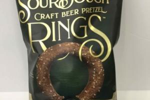 ORIGINAL SOURDOUGH CRAFT BEER PRETZEL RINGS