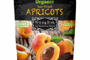 SUN-DRIED APRICOTS