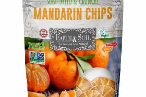 SUN - DRIED & CRUNCHY MANDARIN CHIPS