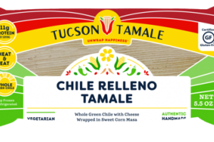 CHILE RELLENO TAMALE