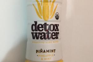 Bioactive Aloe Water