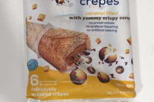 Crunchy! Crepes