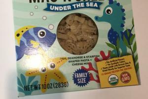 Under The Sea Organic Vegan Mac 'n Cheese